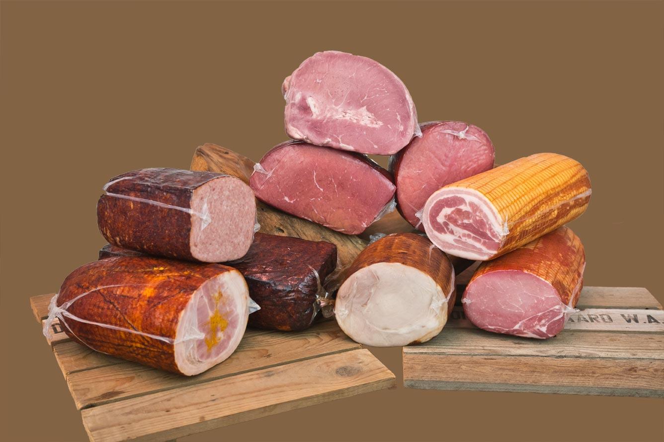 Assortiment vleeswaren