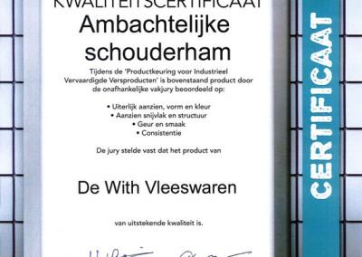 Certificaat-ambschhm