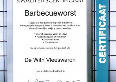 Certificaat-bbqwrst