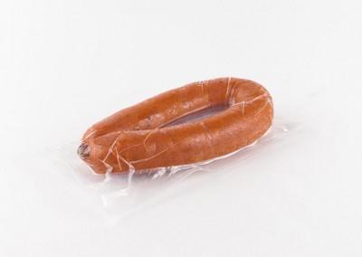 Rookworst per stuk verpakt