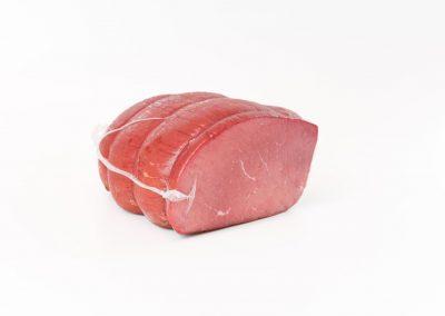 Runderrookvlees opgebonden